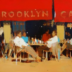 BROOKLYN CAFE    VENDU